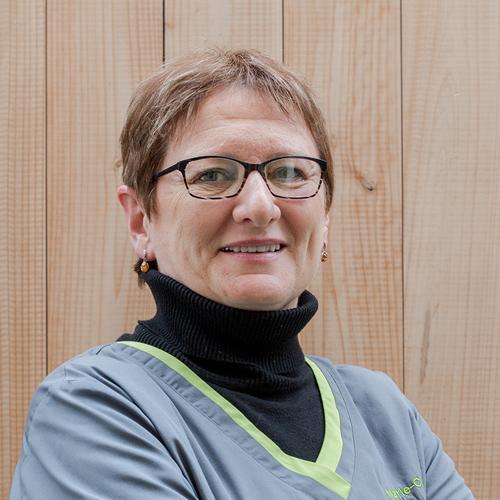 Marie-Claude - Vétérinaire du Piémont