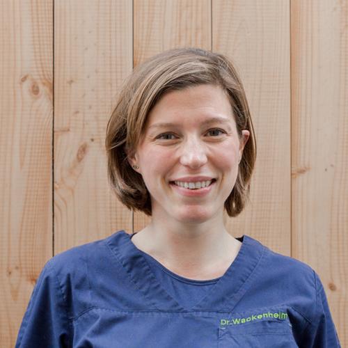 Dr Marie Wackenheim - Vétérinaire du Piémont
